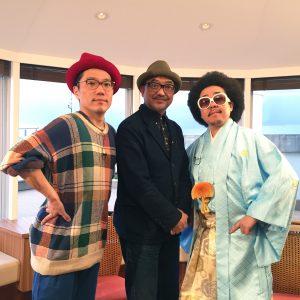 スペースシャワーTVにて特別番組 「PREMIUM INTERVIEW ─ハナレグミ・レキシ─」をオンエア!