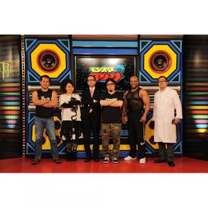 9周年を迎えるスペースシャワーTV人気番組「モンスターロック」、 名物MCのダイスケはんとナヲに数々の試練が降りかかる!?