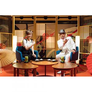 スペースシャワーTVの人気番組「きゃりーぱみゅぱみゅのなんだこれTV」がリニューアル! クレイジーケンバンド 横山剣ときゃりーぱみゅぱみゅのガチ対談を独占オンエア!