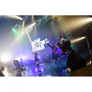 「NOW PLAYING JAPAN LIVE vol.1」開催!千葉雄大が初MCを務めた音楽イベントでKICK THE CAN CREW、THE ORAL CIGARETTES、BiSH、Miracle Vell Magicが熱狂のライブを披露!