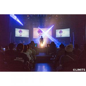 スペースシャワーTV、賞金賞品総額1000万円、世界最大のデジタルアートバトル大会「リミッツ デジタルアートバトル ワールドグランプリ2018」にクリエイティブパートナーとして参画決定!