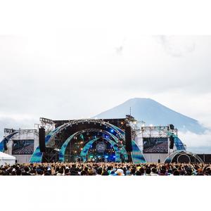 スペースシャワ-TVが主催する夏の野外フェスティバル「SPACE SHOWER SWEET LOVE SHOWER 2018」!過去最高動員となる75,000人が世界遺産・富士山のふもとで大熱狂!