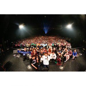 <ライブレポート>「チュートリアルの徳ダネ福キタル♪SPECIAL LIVE Vol.7」2018年をもって解散を宣言しているAqua Timez、横アリラストライブ前の最後となるイベント出演