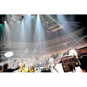 [ALEXANDROS]のライブ番組をスペースシャワーTVにて放送!横浜アリーナ公演の未公開映像を含む60分。LINE LIVEとスペシャアプリでの同時配信も決定!