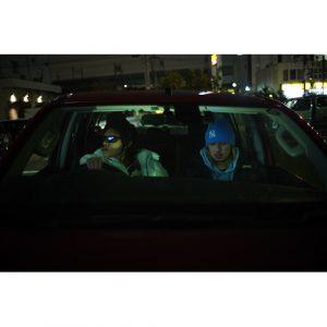 新時代を象徴するラッパー「Mall Boyz」フロントマン、Tohji。プロデューサーMURVSAKIとのドライブ対談をSPACE SHOWER TVとYouTubeチャンネルにてサイマル配信
