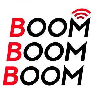今後の音楽シーンを先取りできる必聴プレイリスト「BOOM BOOM BOOM」の 10月プレイリストが公開!