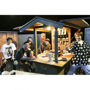 Ken Yokoyama待望のフルアルバム「4Wheels 9Lives」発売記念 | 6年ぶり、あの屋台が帰ってきた!「新・居酒屋けんちゃん」をオンエア