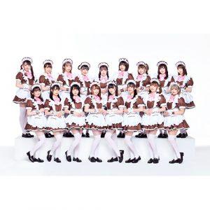 グループ会社インフィニア株式会社が運営する「あっとほぉーむカフェ」より現役メイドによる新ユニット「めいどいん!」が始動!Purple One Starレーベルからメジャーデビューも決定!