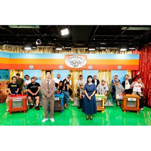 日本のヒップホップレーベルSUMMIT設立10周年を記念した特別番組が放送決定!所属アーティスト勢揃いのチーム対抗戦で挑む「はらペコクイズ」の勝者となるのは…?!白熱・大波乱の60分。